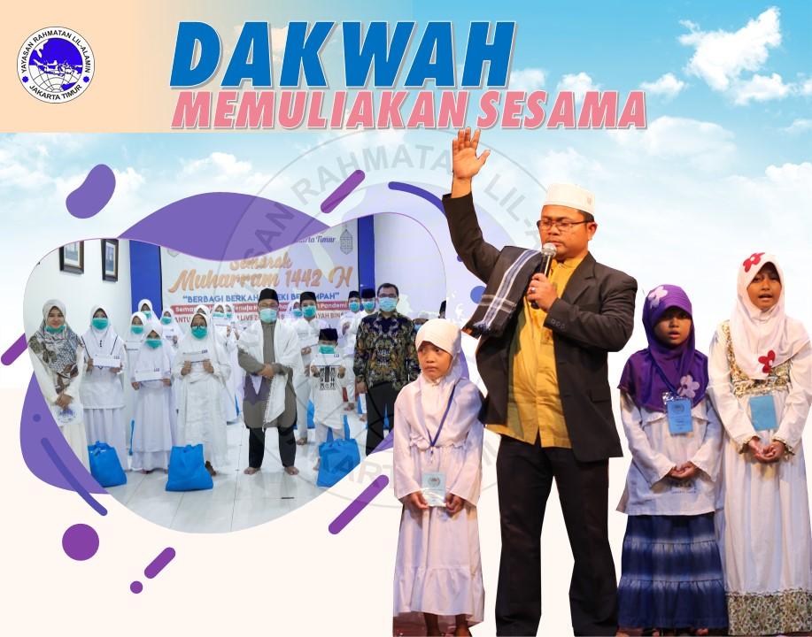 Indonesia berbagi Dakwah