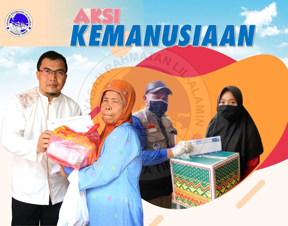 Indonesia berbagi peduli kemanusiaan