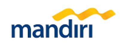 Indonesia berbagi Bank Mandiri