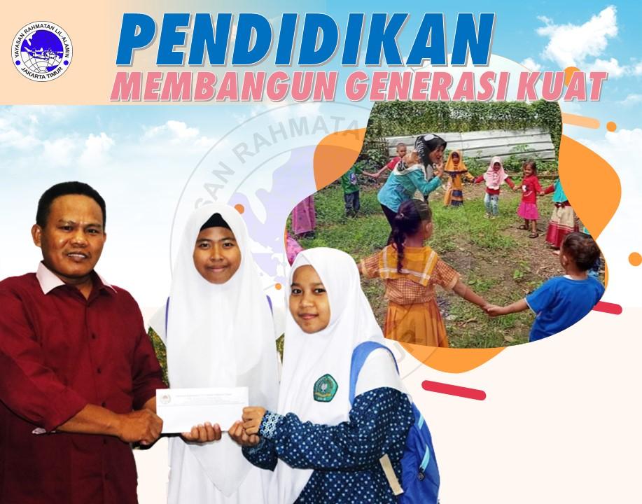 Indonesia berbagi Pendidikan