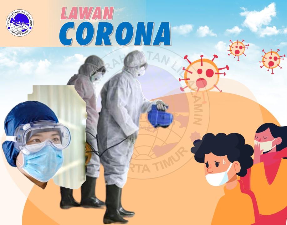 Indonesia Berbagi Lawan Korona