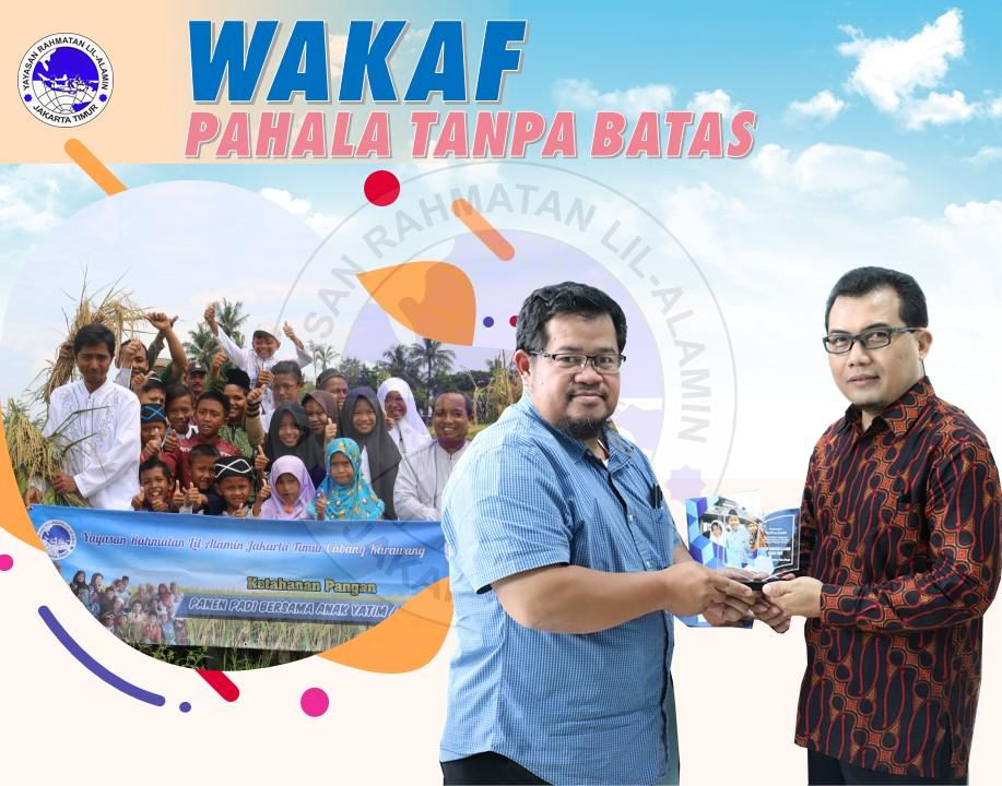 Indonesia Berbagi Wakaf