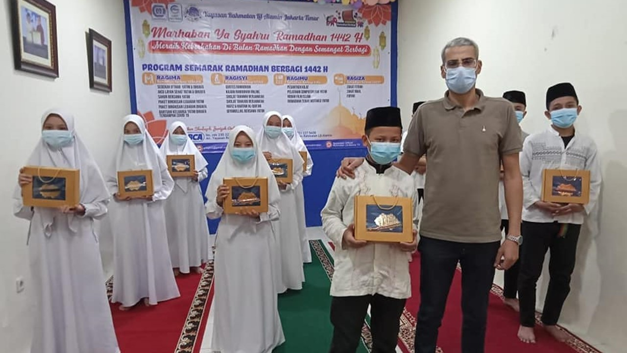 Read more about the article Begini Dahsyatnya Sedekah Saat Bulan Ramadhan