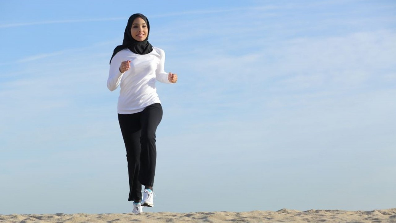 Read more about the article Begini Olahraga yang pas Saat Puasa Ramadan, Intip Yuk