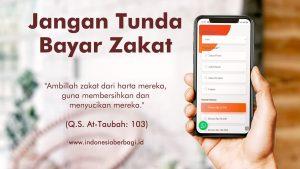 Read more about the article Jangan Tunda Bayar Zakat