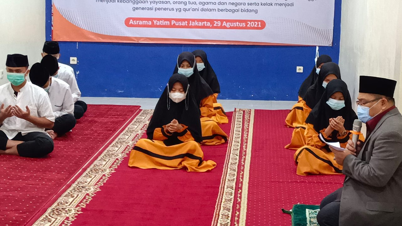 Read more about the article Wujudkan Impian Jadi Kenyataan, Yuk Bersama Panjatkan Doa